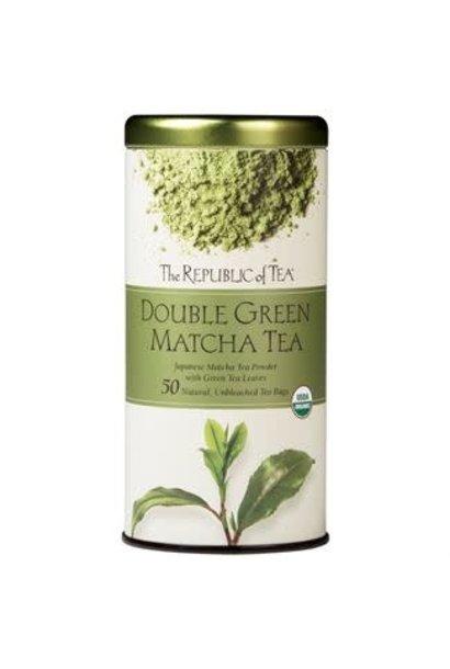 Double Tea Green Matcha