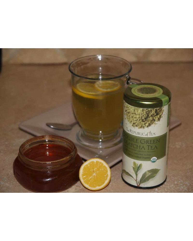 Republic of Tea Double Tea Green Matcha