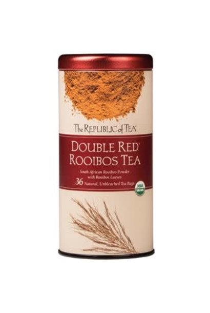 Double Tea Red Rooibos