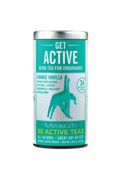 Be Active Tea Get Active