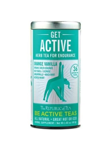 Republic of Tea Get Active Tea