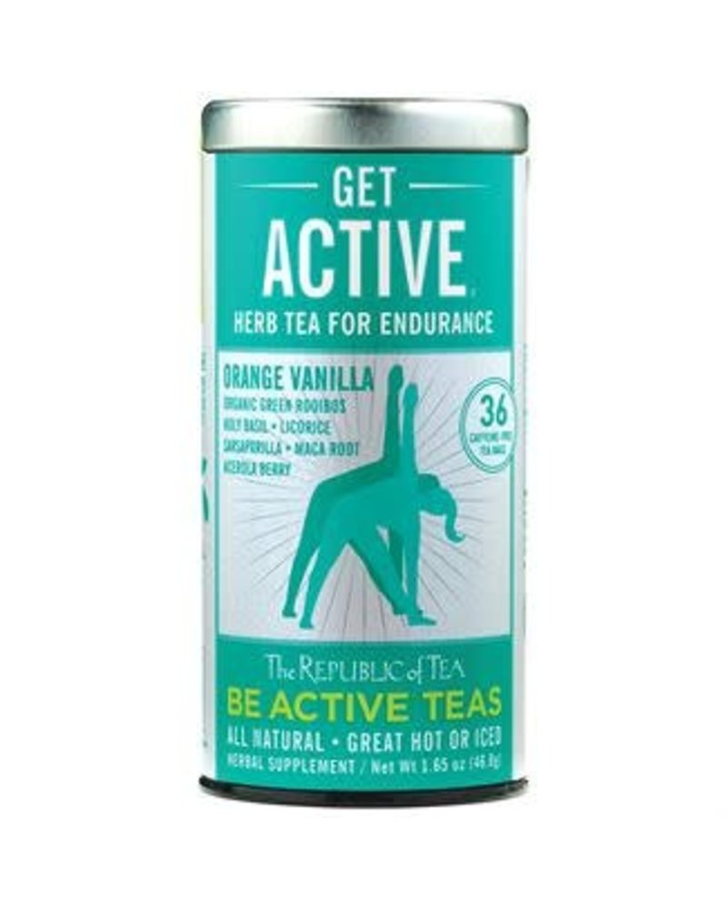 Republic of Tea Be Active Tea Get Active