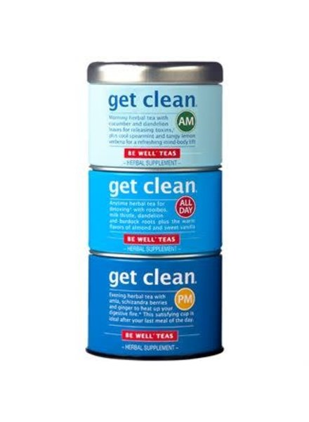 Republic of Tea Get Clean Stackable