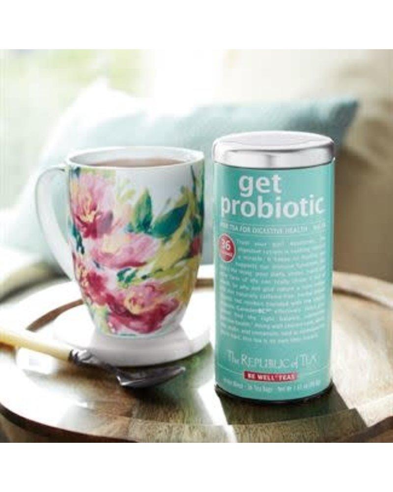 Republic of Tea Be Well Tea Get Probiotic