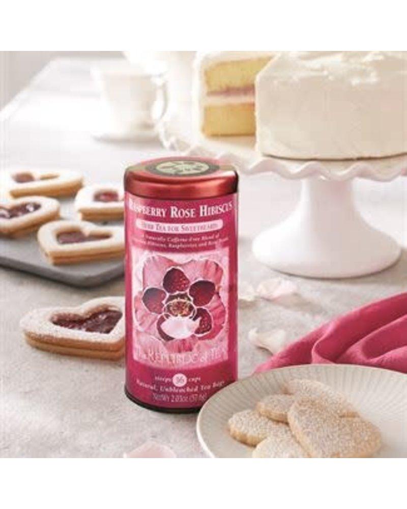 Republic of Tea Hibiscus Tea Raspberry Rose