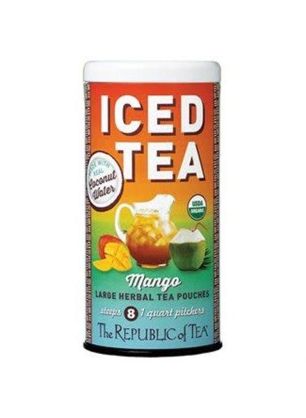 Republic of Tea Iced Coconut Water Mango