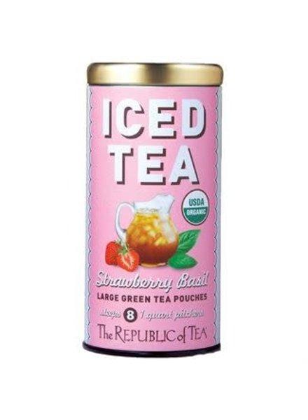 Republic of Tea Iced Strawberry Basil