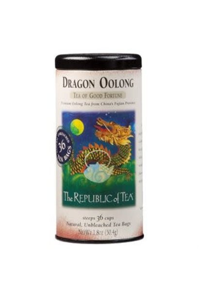 Oolong Tea Dragon