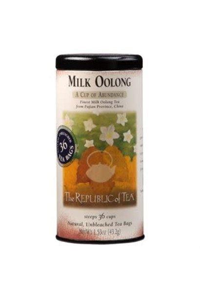 Oolong Tea Milk Oolong