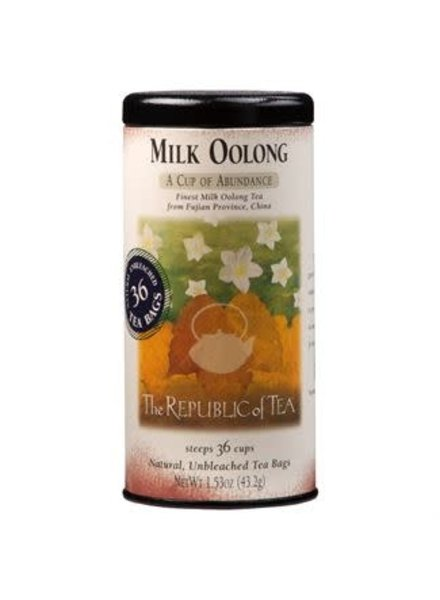Republic of Tea Oolong Tea Milk Oolong