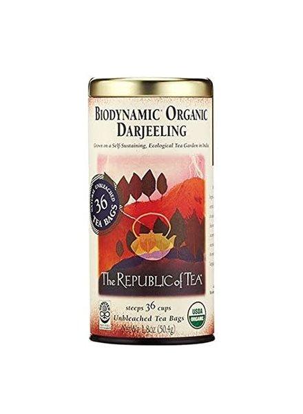 Republic of Tea Biodynamic Tea Darjeeling DISCONTINUED