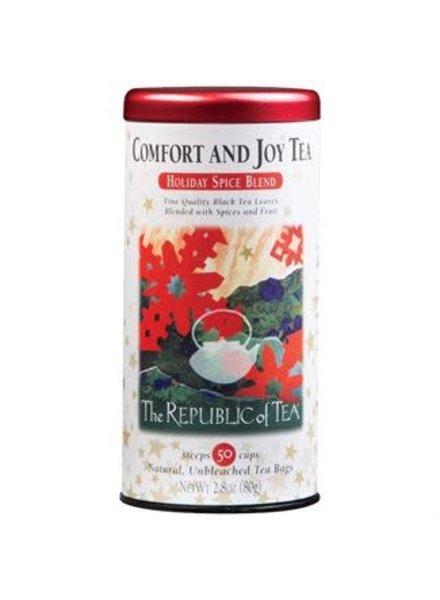 Republic of Tea Seasonal  Tea Comfort & Joy Spice