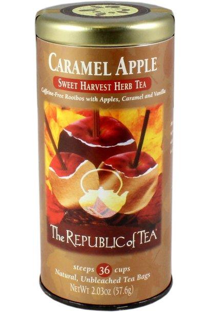 Seasonal Tea Caramel Apple