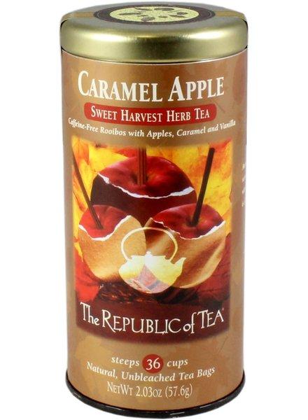 Republic of Tea Seasonal Tea Caramel Apple