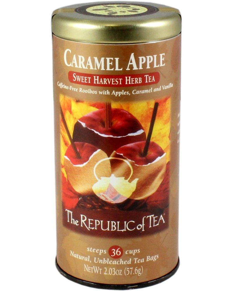 Republic of Tea Seasonal Caramel Apple