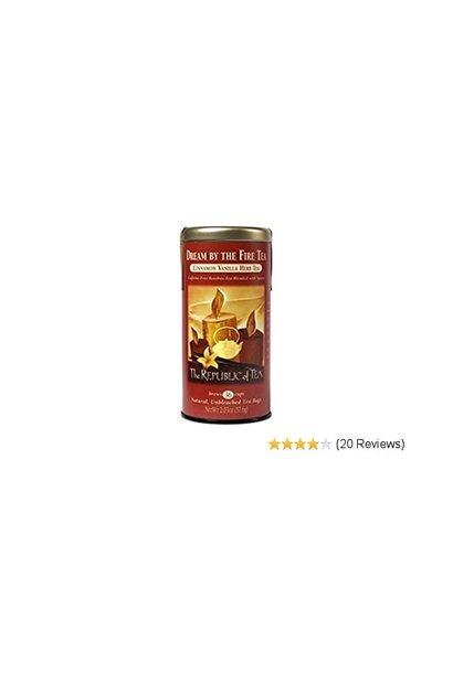 Seasonal Tea Dream By The Fire Cinnamon Vanilla