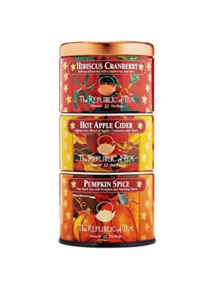 Republic of Tea Seasonal Harvest Stackable