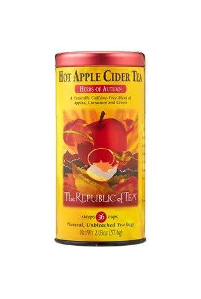 Seasonal Tea Herbal Hot Apple Cider