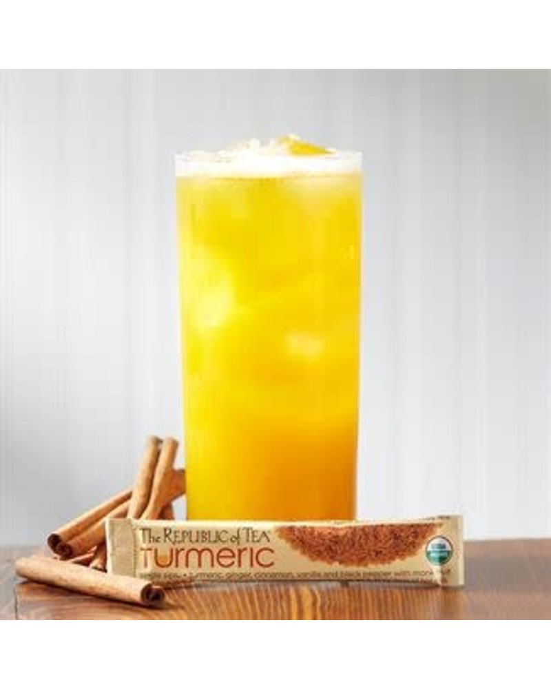 Republic of Tea Single Sips Turmeric