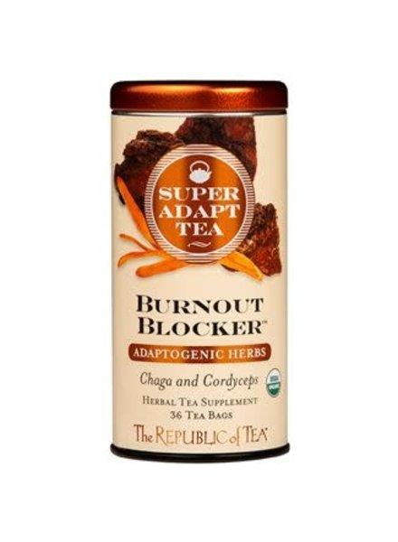 Republic of Tea Super Adapt Tea Burnout Blocker Organic