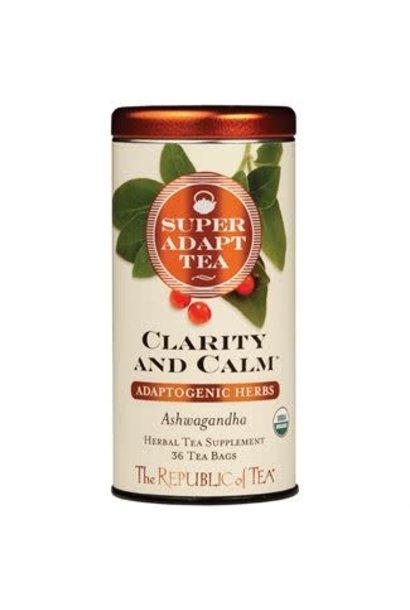 Super Adapt Tea Clarity & Calm Organic