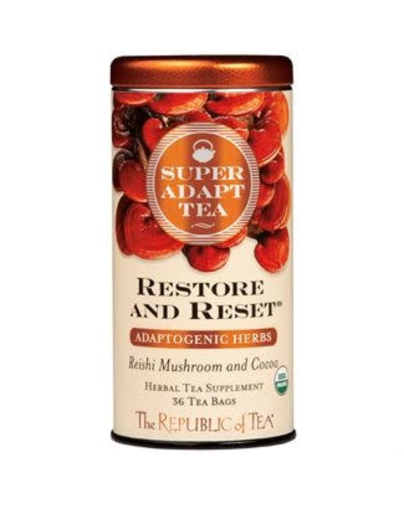 Republic of Tea Super Adapt Restore & Reset