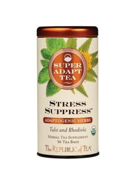 Republic of Tea Super Adapt Tea Stress Supress Organic