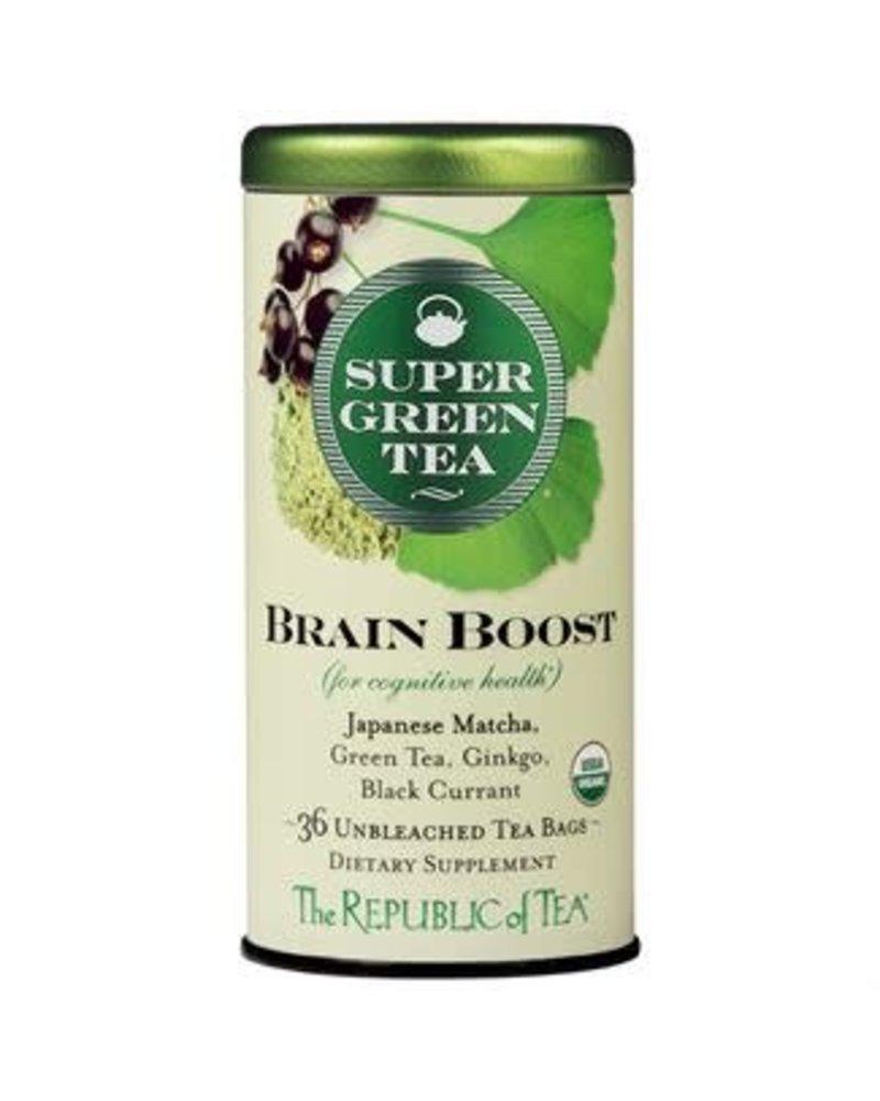 Republic of Tea Super Grn Brain Boost