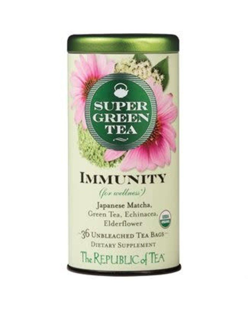Republic of Tea Super Grn Immunity