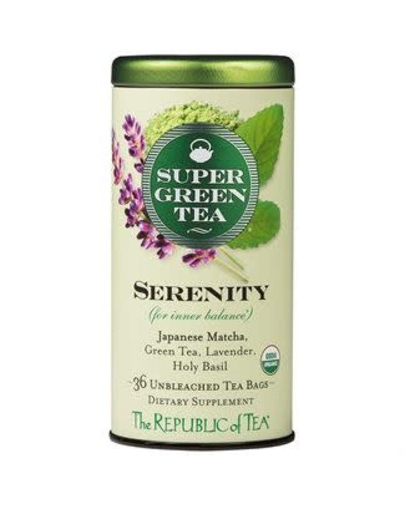 Republic of Tea Super Grn Serenity