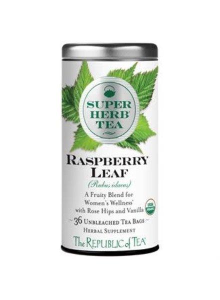 Republic of Tea Super Herb Rasberry Leaf