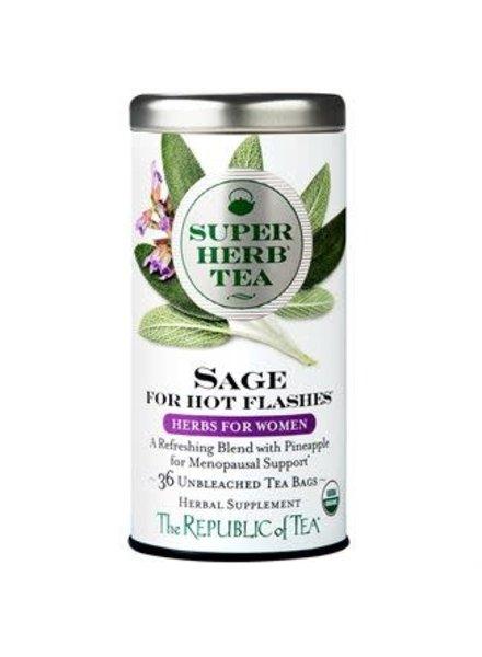Republic of Tea Super Herb Sage