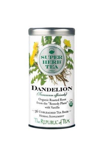 Super Herb Tea Dandelion Organic