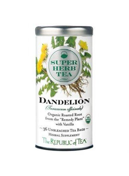 Republic of Tea Super Herb Tea Dandelion