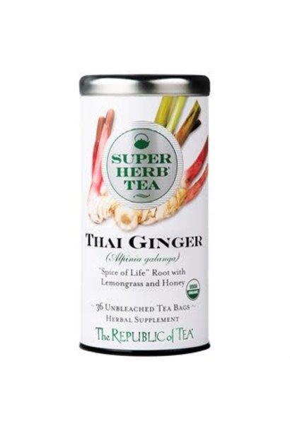 Super Herb Thai Ginger Organic