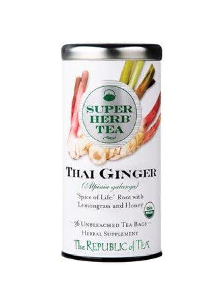 Republic of Tea Super Herb Thai Ginger
