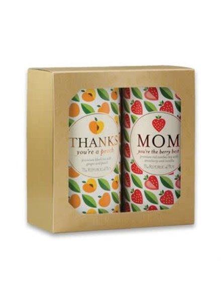 Republic of Tea Thanks Mom Gift Set Tea