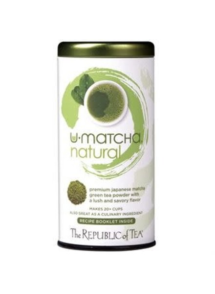 Republic of Tea U-Matcha Matcha Powder