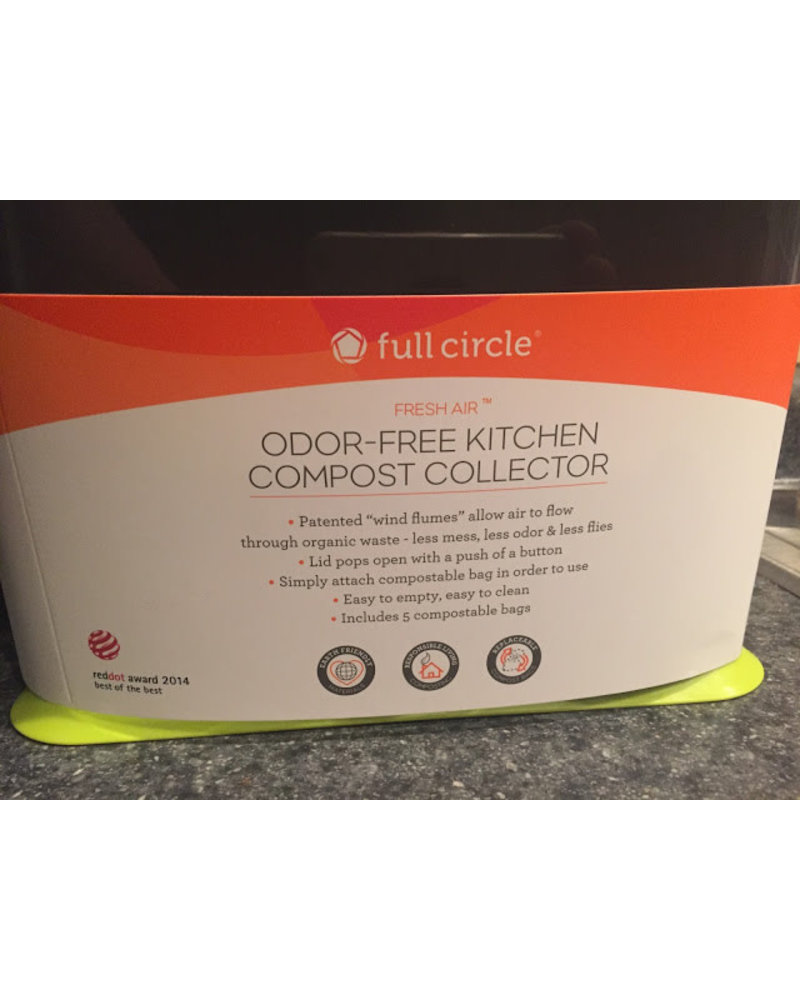 Full Circle Compost Collector