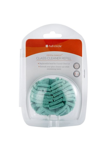 Full Circle Glass Scrubber 2.0 Refill
