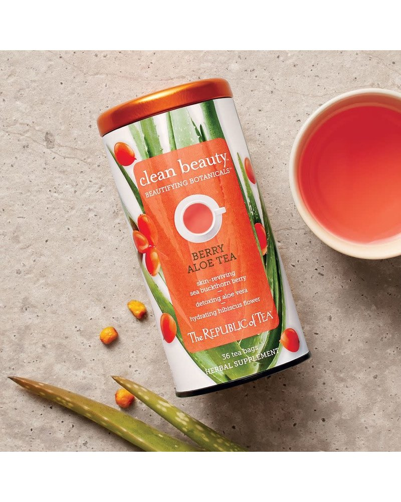Republic of Tea Beauty Tea Clean Beauty