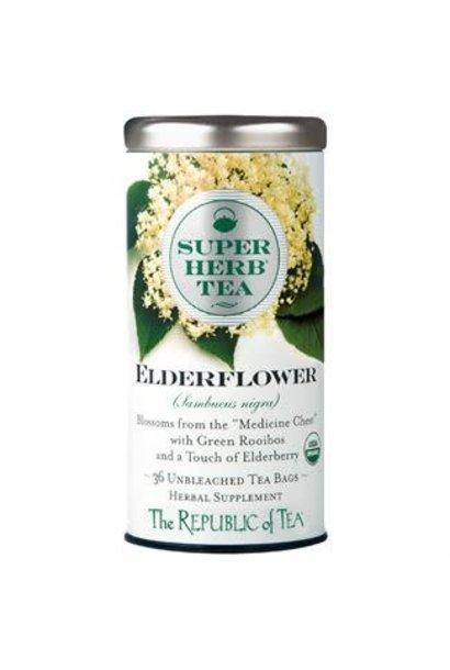 SuperHerb Tea Organic Elderberry