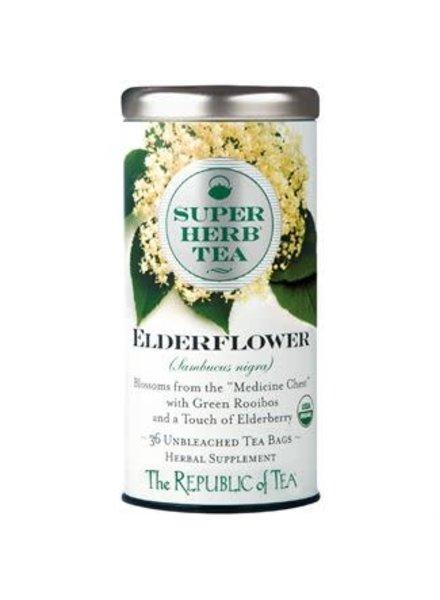 Republic of Tea Elderflower SuperHerb Tea