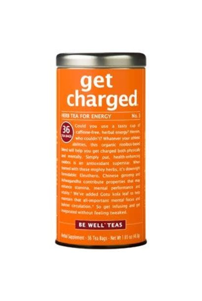 Be Well Tea Get Charged