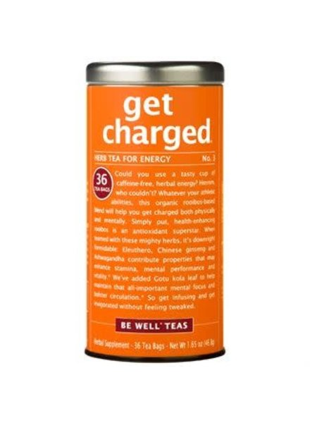 Republic of Tea Be Well Tea Get Charged