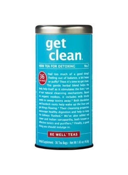 Republic of Tea Get Clean No. 7 Red Tea