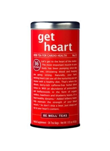 Republic of Tea Get Heart No. 12 Red Tea