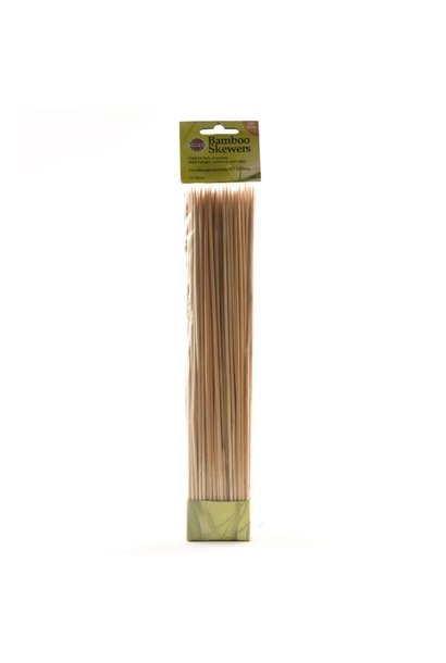 """Bamboo Skewers 12"""" 100 pieces"""