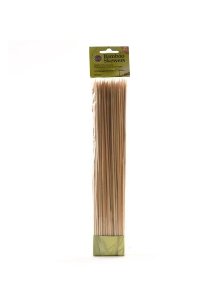 "Norpro Bamboo Skewers 12"" 100 pieces"