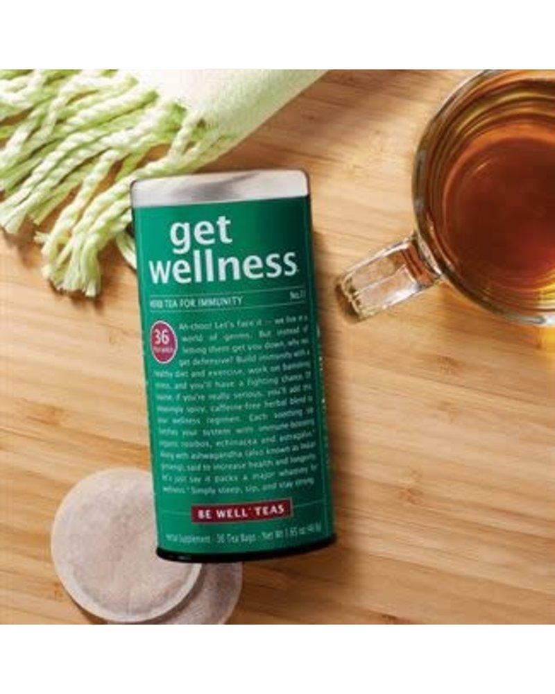 Republic of Tea Be Well Tea Get Wellness
